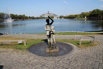 Die Schirmkinder in Schwerin