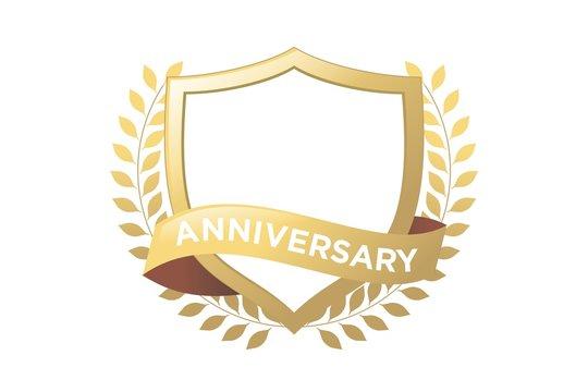 Anniversary Label