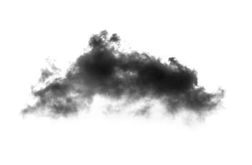 Keuken foto achterwand Hemel black cloud