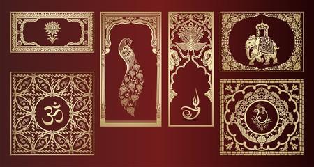 Hindu icons, Hinduism ,cultural heritage , India , Asia