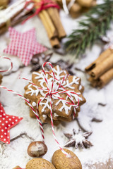 Weihnachtsdeko süßes