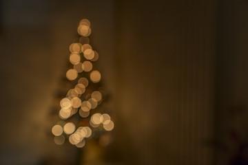 Christmas Lights bokeh