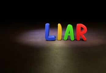 Liar, Design, 3D