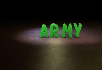Army, Design, 3D