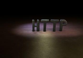 HTTP, Design, 3D