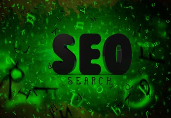 SEO, Internet, Design