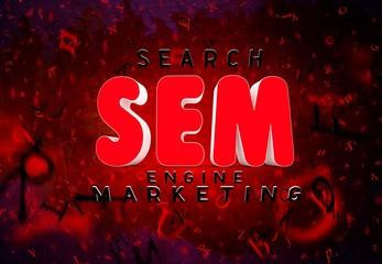 SEM, Internet, Design