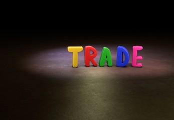 Trade, Internet, Design, 3D