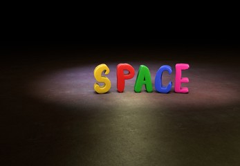 Space, Internet, Design, 3D