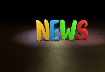 News, Internet, Design, 3D