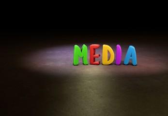 Media, Internet, Design, 3D