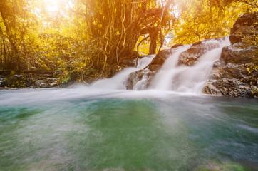Sarika Thailand waterfall.
