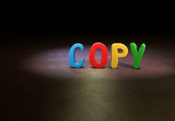 Copy, Designer, 3D