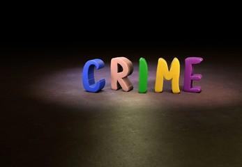 Crime, Designer, 3D