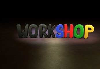 Workshop, Designer, 3D