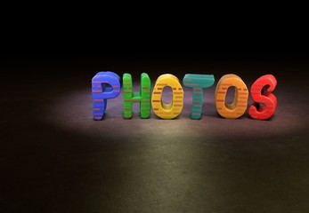 Photos, Designer, 3D