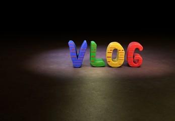 Vlog, Designer, 3D