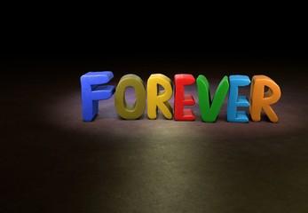 Forever, Designer, 3D