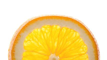 Printed roller blinds Slices of fruit orange slice