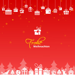Weihnachten Winter Geschenke und mehr