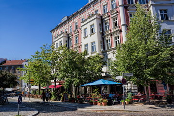 Fotomurales - Berlin, Prenzlauer Berg