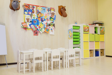 Interior of a children room