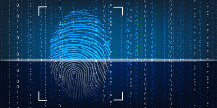Empreinte digitale - Police - informatique