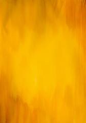 Желтая краска акварель бумага