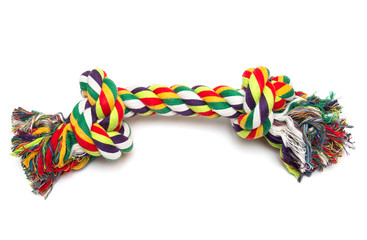 Dog Cotton rope for games