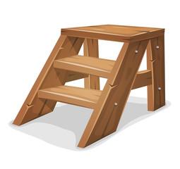 Wood Footboard