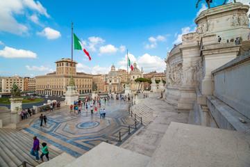 Plac Wenecki - Rzym, Włochy