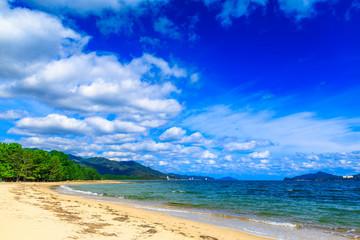 日本海 海岸