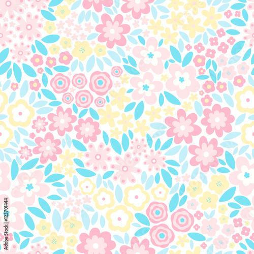 light pink flower pattern background wwwpixsharkcom