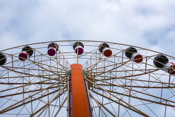 Riesenrad am Himmel