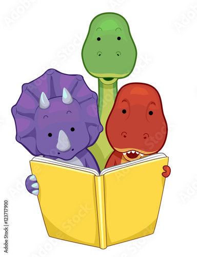 Baby Dinosaurs Book Read