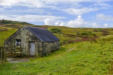Stone barn Skye