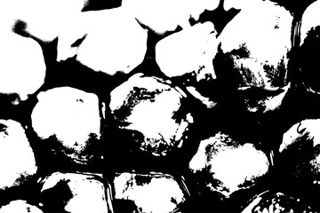 dirty rusty grunge texture, abstract background . Black and white