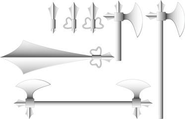 Knifes, Swords & Axes