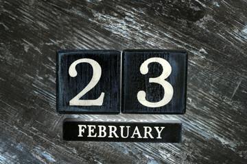 Şubat 23th
