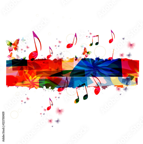 Colorful Music Designs For Backgrounds | www.pixshark.com ...