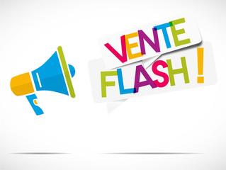 mégaphone : vente flash