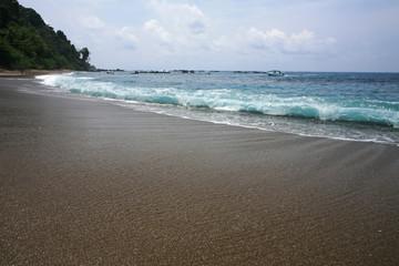 plage de Corcovado Costa Rica