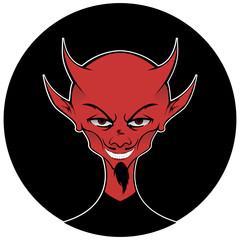 Devil Smile Circle Version