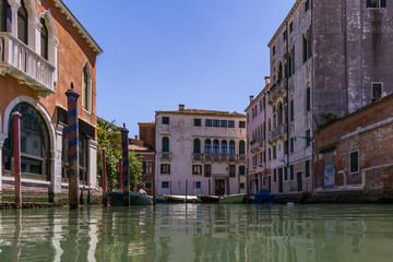 Mittag in Venedig