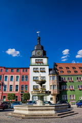 Rudolstadt, Marktbrunnen