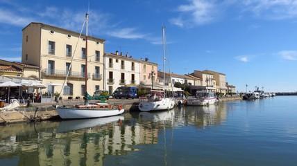 Port de Marseillan (France)