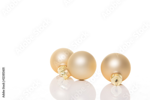 Goldene Weihnachtskugeln.Goldene Weihnachtskugeln Stockfotos Und Lizenzfreie Bilder Auf