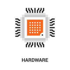 hardware icon concept