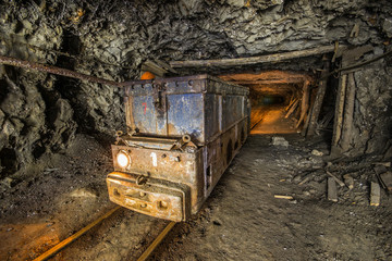 Mining and Chemical Enterprise Polimineral in Stebnyk, Ukraine