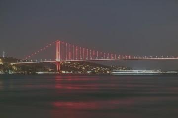 Asya ve Avrupa Kıtasını Birbirine Bağlayan Köprü